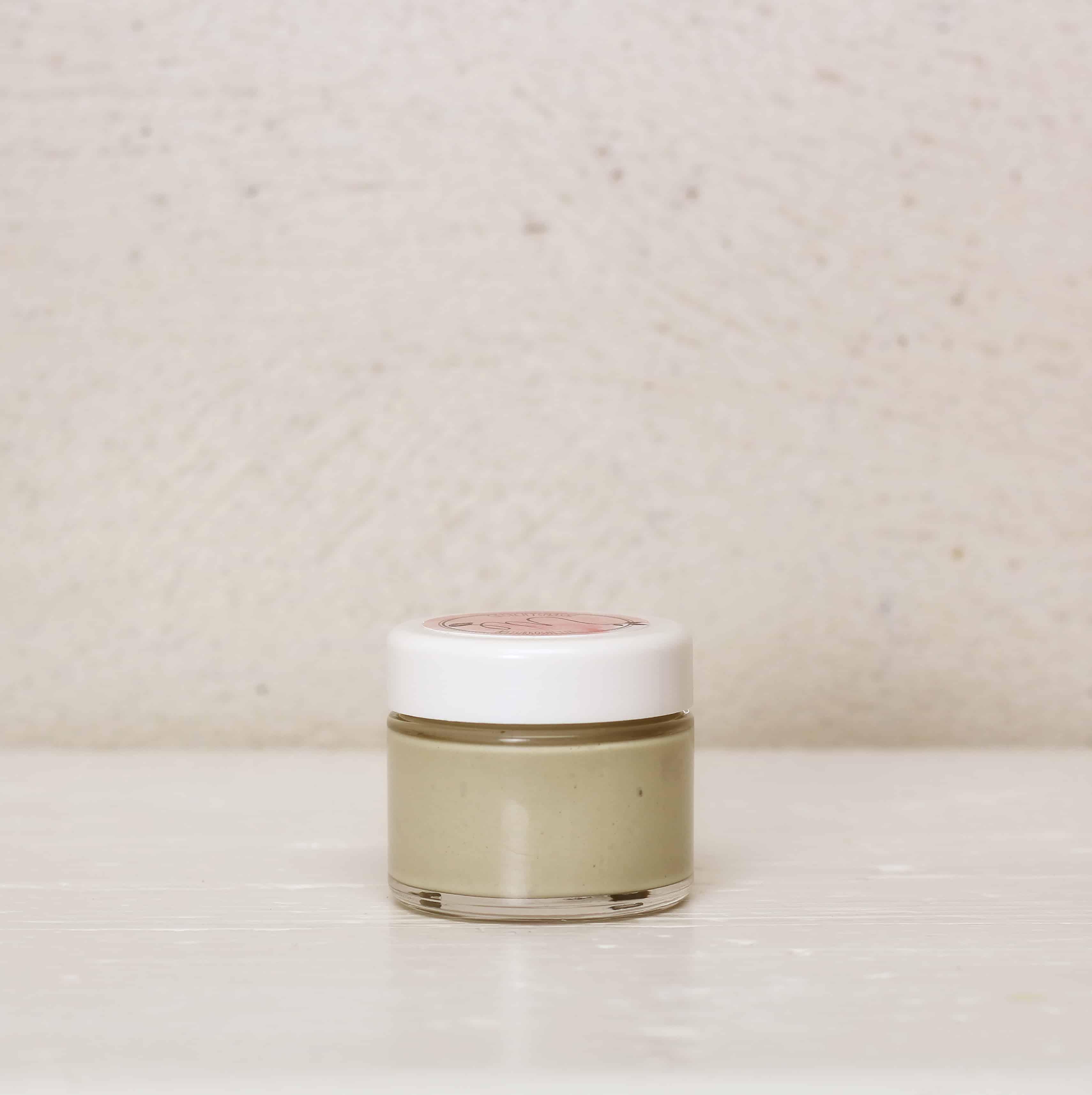 Gesichtsmaske – für trockene, reife Haut