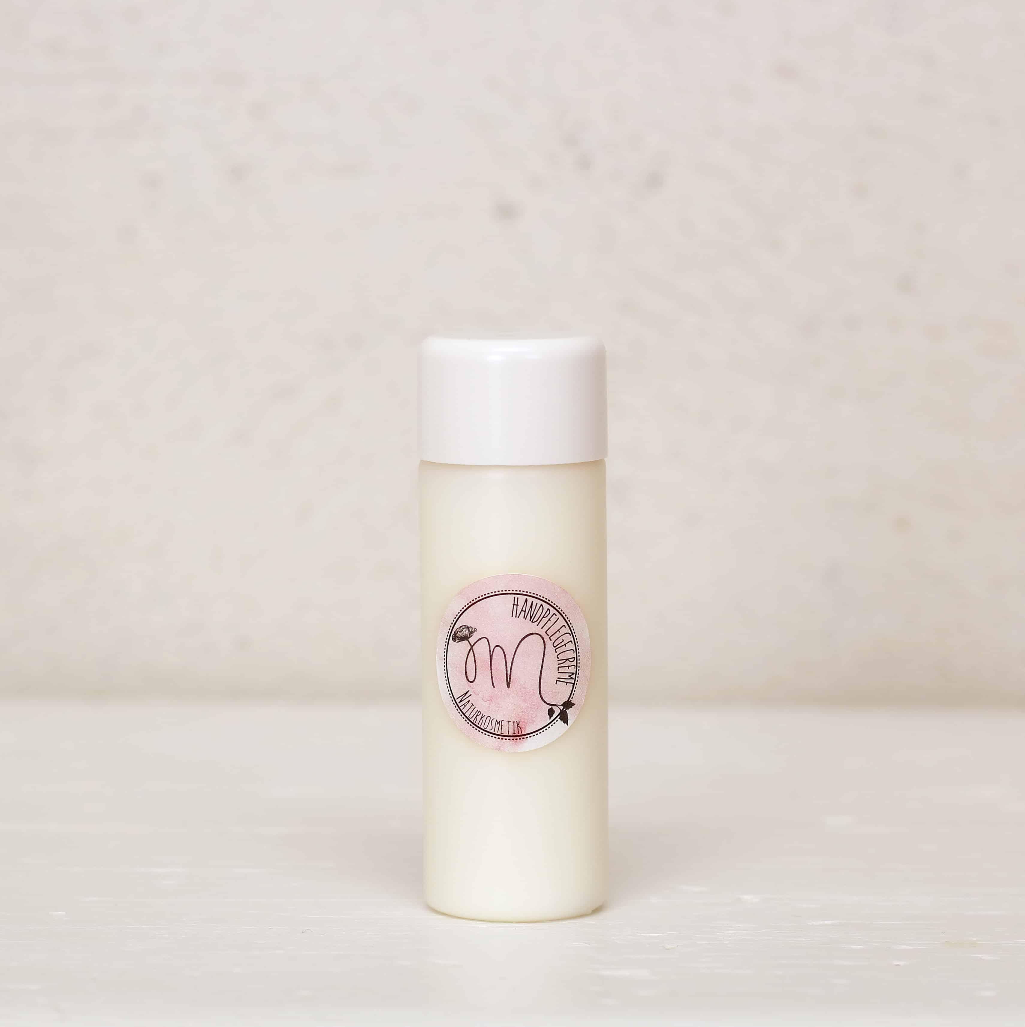 Handpflegecreme – feuchtigkeitsspendend, pflegend, vitaminreich